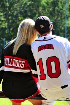 Baseball- boy cheerleader- girl I'm not a cheerleader but I love this! Cheer Couples, Baseball Couples, Cute Couples Cuddling, Baseball Boys, Baseball Players, Cute Couple Quotes, Cute Couple Pictures, Cute Photos, Couple Pics