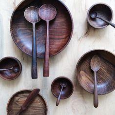 Wooden utensil