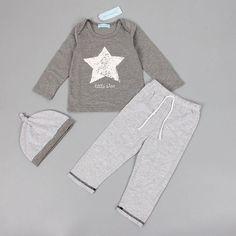 12c6219e1c87 Bear Leader 3pcs (Hat + T-shirt+pants) The stars leisure baby boys sets
