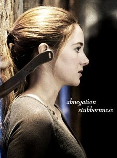 Abnegation Stubbornness ~Divergent~ ~Insurgent~ ~Allegiant~
