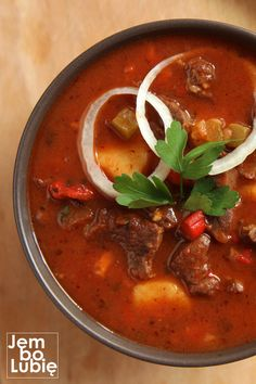 Beef Recipes, Soup Recipes, Dinner Recipes, Cooking Recipes, Healthy Dishes, Healthy Recipes, Hungarian Recipes, Soups And Stews, Sandwiches