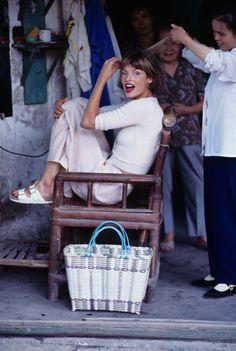 The Birkenstock - Linda Evangelista, 1993