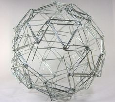 Mathematical Sculptures by Zachary Abel