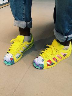 631555cff742 Adidas Superstar  Custom Made