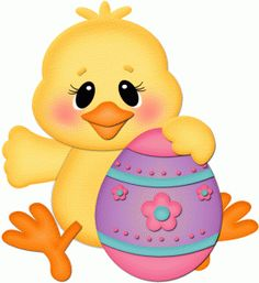 Silhouette Design Store: Chick Sitting With Easter Egg Pnc - Ostern Happy Easter, Easter Bunny, Easter Eggs, Easter Chick, New Crafts, Easter Crafts, Easter Decor, Paper Piecing, Animiertes Gif