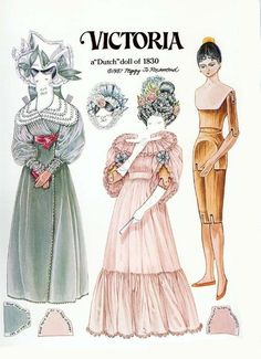 Assorted Paperdolls - Kathy Pack - Álbumes web de Picasa * 1500 free paper dolls at Arielle Gabriel's The International Paper Doll Society for paper doll pals at Pinterest, thanks to all of you..! *