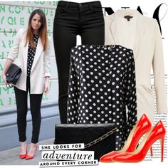 Smart office summer outfit - women-outfits.com