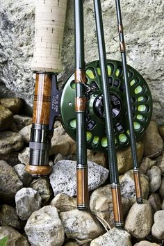 New Builds - Rod Building