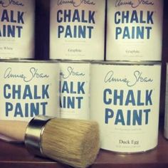 Chalk Paint® and supplies