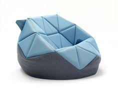 Bean Bag Chair   Antoinette Bader