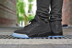 """Air Jordan 5Lab3 """"Black/Clear"""""""