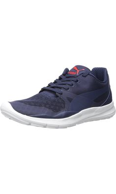 PUMA Men's Duplex Evo Fashion Sneaker, Peacoat/Barbados Cherry, 9 M US Best Price Barbados, Nike Free, Gifts For Her, Sneakers Nike, Puma, Cherry, Shoes, Women, Products
