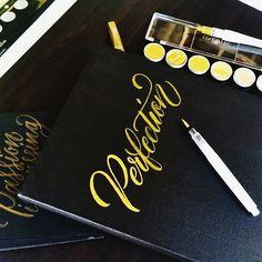 WIP for @typekita exhibit #calligrafikas #brushlettering