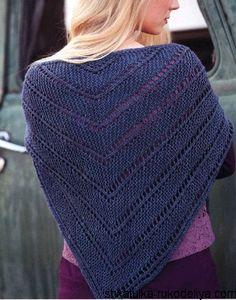 51 Ideas Crochet Shawl Free Pattern Garter Stitch For 2019 Crochet Kids Scarf, Crochet Shawl Free, Crochet Jacket, Lace Knitting, Knitting Patterns, Knit Crochet, Crochet Hats, Crochet Cat Pattern, Free Pattern
