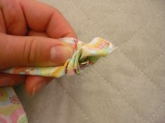 Small Fry & Co. : Binkie Clip with Tags