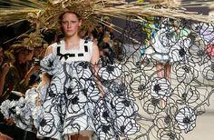 "Viktor & Rolf Haute Couture SS 2015 ""Van Gogh Girls"""
