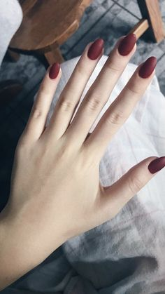 Romantic red acrylic nail art 2019 to look classy 28 Romantic red acrylic nail art 2019 to look classy 28 Red Acrylic Nails, Matte Nails, Fabulous Nails, Perfect Nails, Amazing Nails, Stylish Nails, Trendy Nails, Hair And Nails, My Nails
