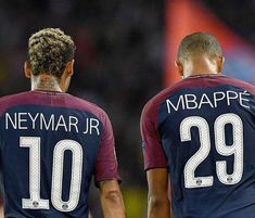 "313.1k Likes, 1,036 Comments - #UCL (@uefachampionsleague) on Instagram: ""#UCL finalists this season? #Neymar #Mbappe @psg"""