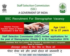 Findsarkarijobs.com is one the most popular government jobs portal, where candidate easily find government jobs, results, admission notice and syllabus. In India Sarkari Naukri is the dream of every Indian, everyone wants to place in the government sector. Notification of Latest Govt Jobs 2015 isprovided on this Findsarkarijobs.com