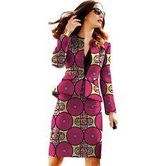 """Résultat de recherche d'images pour """"african print blazers for females"""""""
