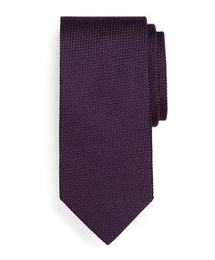 Brooks Brothers, silk, $80, Textured Solid Tie