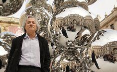 Искривление времени и пространства в творениях скульптора Аниша Капура
