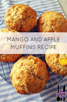 These muffins are light and fluffy - and freeze beautifully. I also have some great 'swap-out's in here for some other muffins flavours. Come have a read.