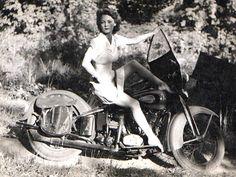 Harley Davidson Doll