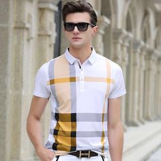 Camisa Polo @mens_wearshop Apenas $ 49 WWW.M-WEARSHOP.COM Ganhe 11% de desconto usando o código: WOW11 Frete grátis para o Brasil. ⠀⠀⠀⠀⠀⠀⠀⠀⠀⠀⠀⠀⠀⠀⠀ ➖⠀⠀⠀⠀⠀⠀⠀⠀⠀ Be stylish in Luxurious polo with stripes from @mens_wearshop Only now $ 49 A lot of clothes on our instagram @mens_wearshop, subscribe and stay tuned as well as for you discount 11% discount code: WOW11 FREE WORLDWIDE SHIPPING!!! WWW.M-WEARSHOP.COM Collection> T-Shirts #Follow @mens_wearshop for more avant-garde contemporary m...