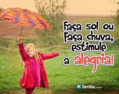 Familia.com.br | Ideias para crianças em um dia chuvoso
