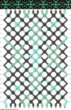 14 strings 20 rows 3 colors