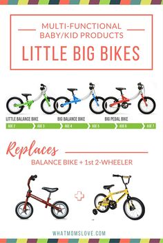 LittleBig Bikes is a