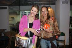 María León con Sonia Nogales en Zamburiña Loves Fashion