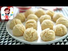 Balayı Kurabiyesi (Videolu Tarif) | Kevserin Mutfağı - Yemek Tarifleri Low Carb Recipes, Vegan Recipes, A Food, Food And Drink, Hazelnut Cookies, Vegetable Drinks, Turkish Recipes, Mushroom Recipes, Quick Bread