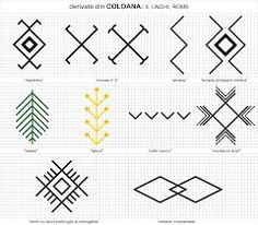 . Old Symbols, Ancient Symbols, Embroidery Motifs, Hand Embroidery Designs, Indian Embroidery, Floral Embroidery, Henna, Indian Folk Art, Beading Patterns