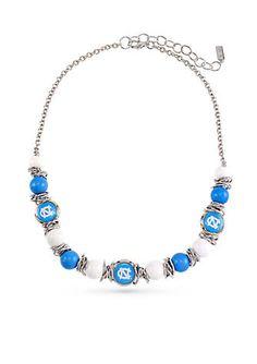33ad1930c94 accessory PLAYS® Silver-Tone South Carolina Gamecocks Long Necklace