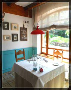#restaurante #vintage #rustico #chic #hotelinfantado
