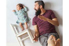 Dica de ensaio newborn incrível sem photoshop! Faça na sua casa!