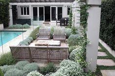 Jardines blancos....Gardens   Spirit Level Designs