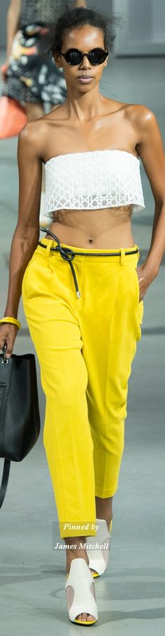 3.1 Phillip Lim Collection  Spring 2015 Ready-to-Wear