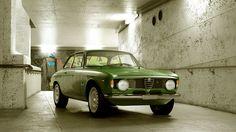 Alfa Romeo 1965 Giulia Sprint GTA Stradale