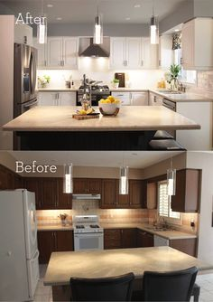 #Kitchen #makeover on a budget: Tips by Leigh-Ann Allaire Perrault - Chatelaine.com #homedecor
