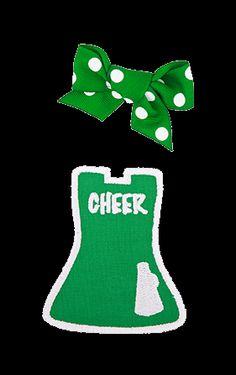Green Cheer #SnapDolls