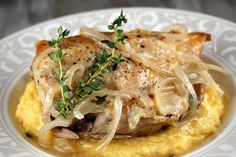 Slow cooker garlic chicken  #wm
