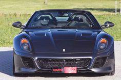 Novitec Rosso Ferrari 599 SA Aperta | Aboutcarnews