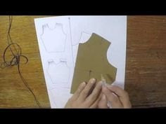 Amazing Sewing Patterns Clone Your Clothes Ideas. Enchanting Sewing Patterns Clone Your Clothes Ideas. Sewing Lessons, Sewing Hacks, Sewing Tutorials, Sewing Projects, Sewing Tips, Sewing Ideas, Doll Clothes Barbie, Sewing Clothes, Diy Clothes