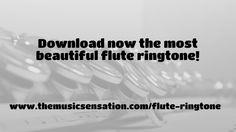 Best Flute Ringtone free download mp3 [Flute Sound for your Soul]