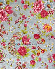 Flowers in the Mix - 313052 Pip Studio Wallpaper Wall Art Wallpaper, Unique Wallpaper, Kids Wallpaper, Wallpaper Backgrounds, Wallpapers, Pip Studio, Textures Patterns, Print Patterns, Floral Patterns