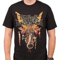 OFFICIAL ~ THE BLACK DAHLIA MURDER Hell Wasp t-shirt