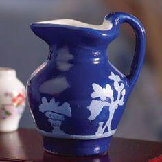 Classical Blue Jug